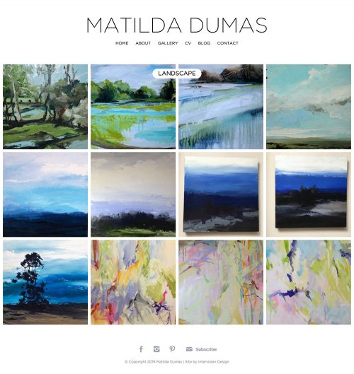 Matilda Dumas by Intervision Design