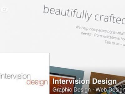 should you business have a facebook page by intervision design
